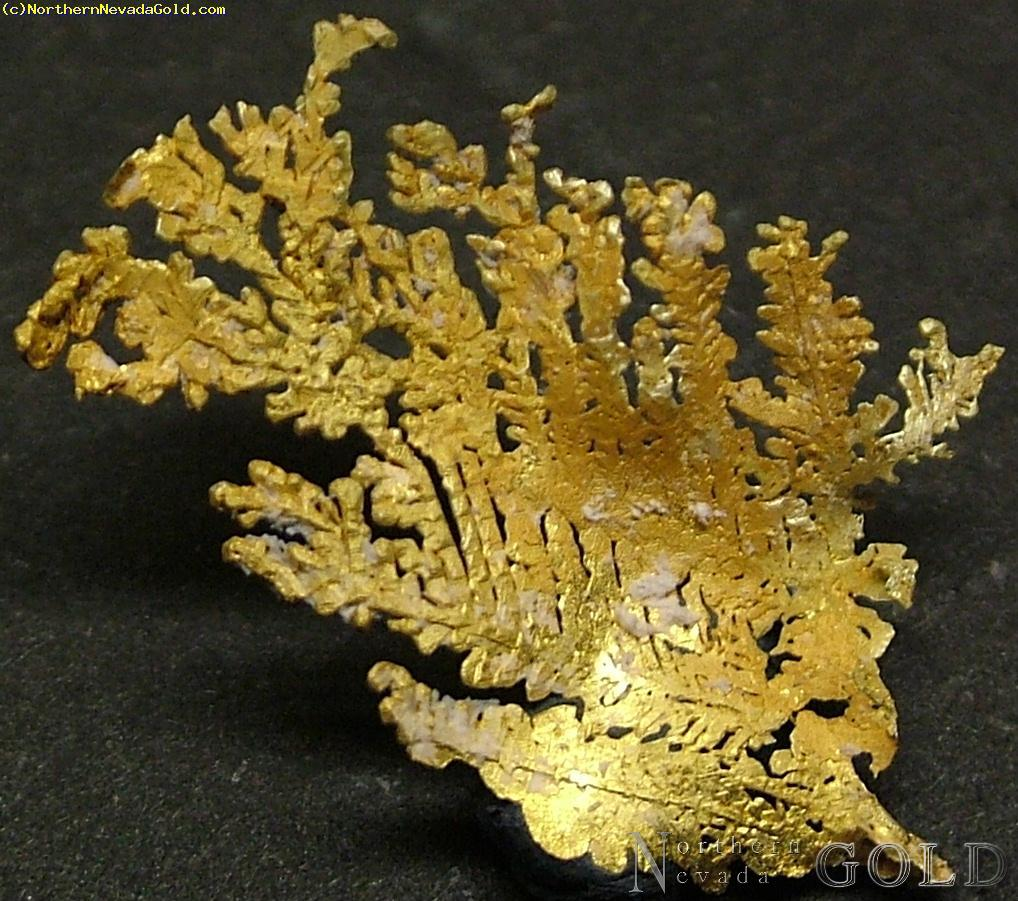 We Offer Rare Crystallized Gold Specimens